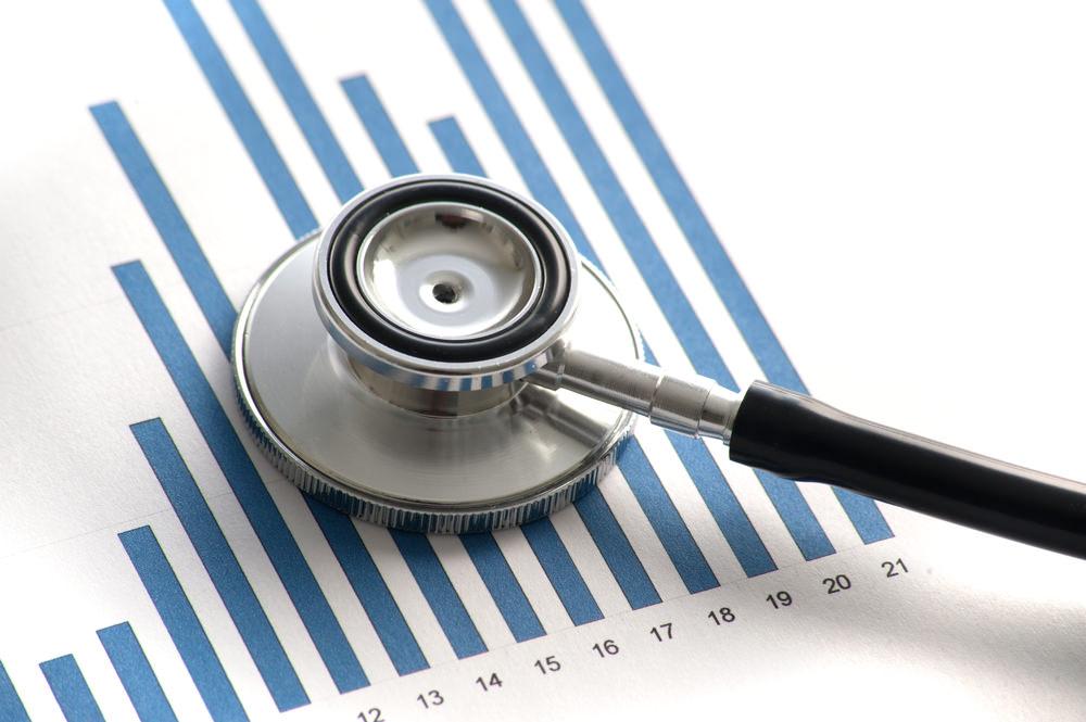 staafdiagram medisch